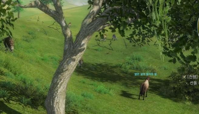 :野生独有的果树型树木,大部分地图都有分布;-上古世纪雷击木种图片
