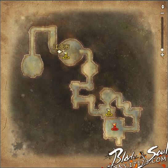 遗忘墓地攻略地图