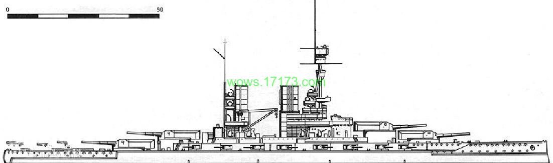 战舰世界即将推出的德系战列舰的详细预测