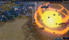 《文明6》核弹演示 蘑菇云将文明化为焦土