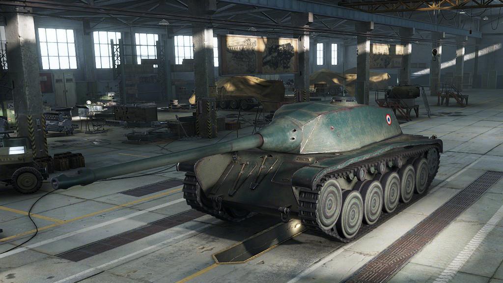 坦克世界x档案第四部:旧制度与大革命51946年法国佬提出了在am