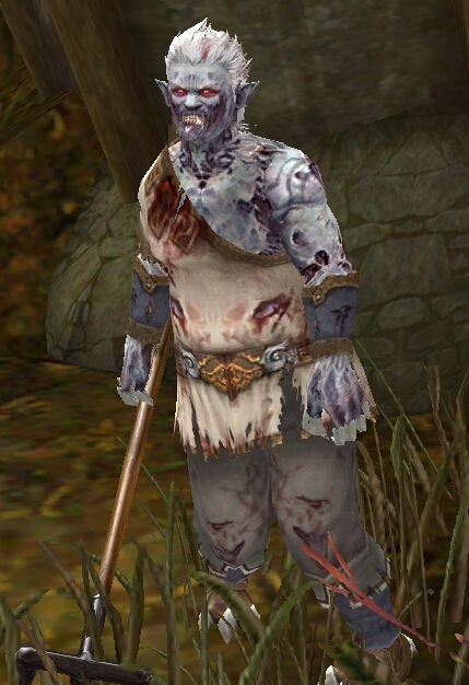 管家努德兰,卑鄙的格尔邦克,不死族农夫,腐烂的僵尸,农场主哈班雅克