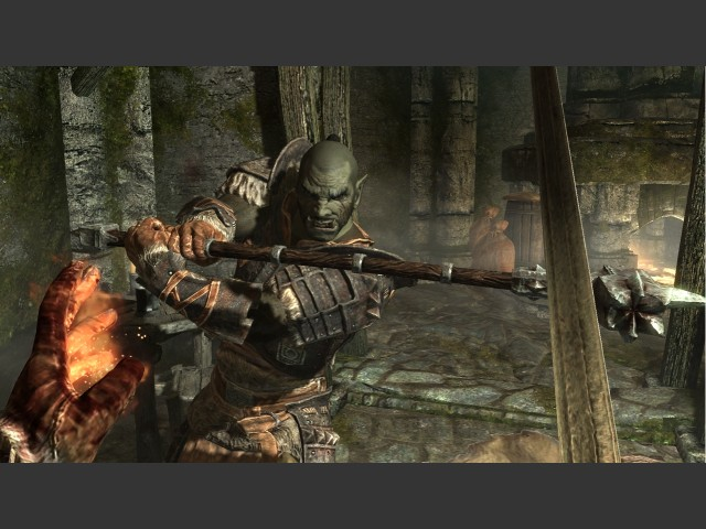 上古卷轴5+黎明守卫DLC免安装汉化完整版默认图片
