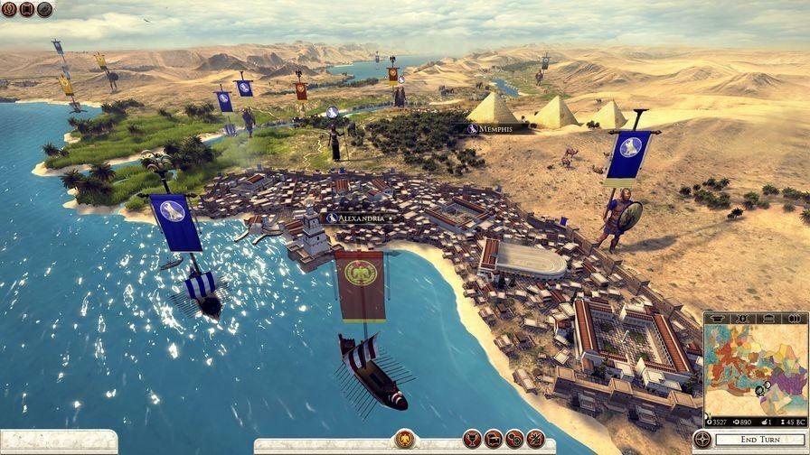 罗马2:全面战争图集