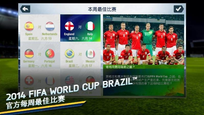 FIFA 14截图第4张
