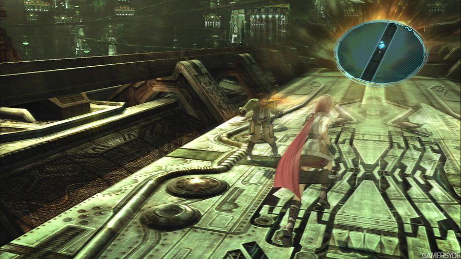 最终幻想13繁体中文无动画版默认图片