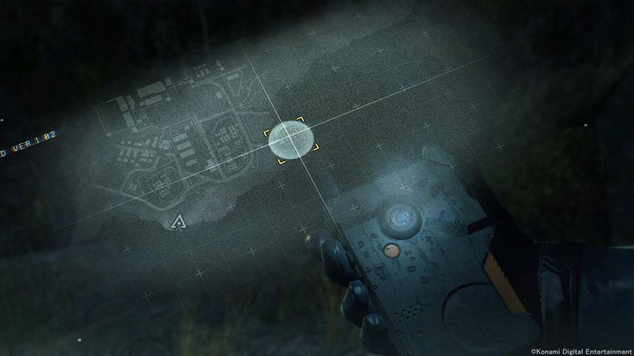 合金装备5:原爆点默认图片