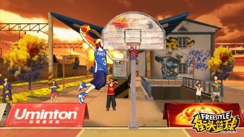 街头篮球截图第5张