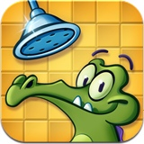 鳄鱼小顽皮爱洗澡