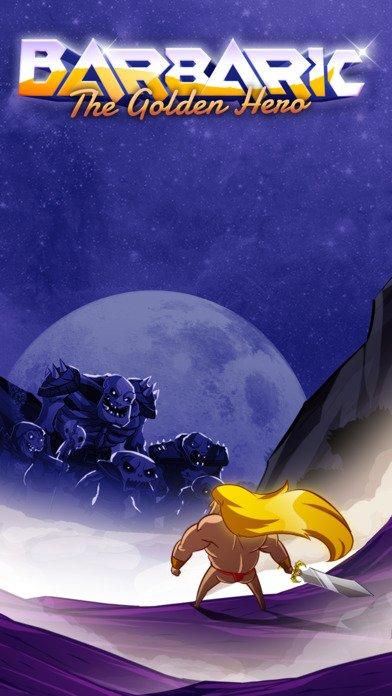 野蛮:黄金英雄截图第1张