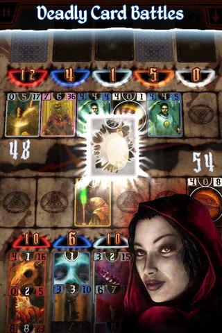 卡牌游戏截图第3张