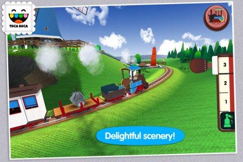 托卡列车截图第5张