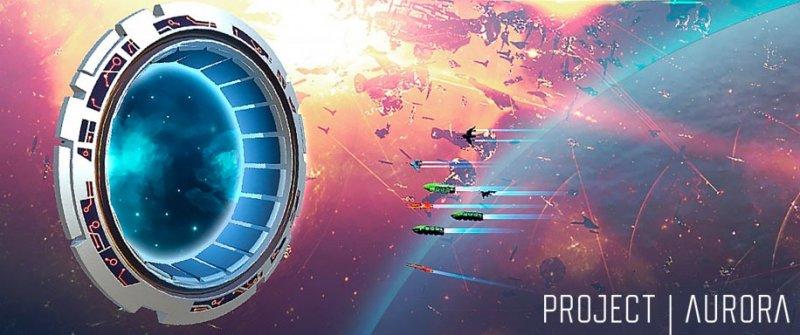 Project Aurora游戏截图第1张