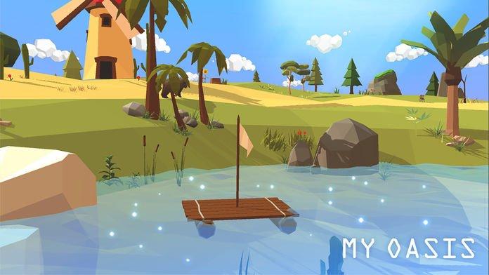 我的绿洲游戏截图第4张