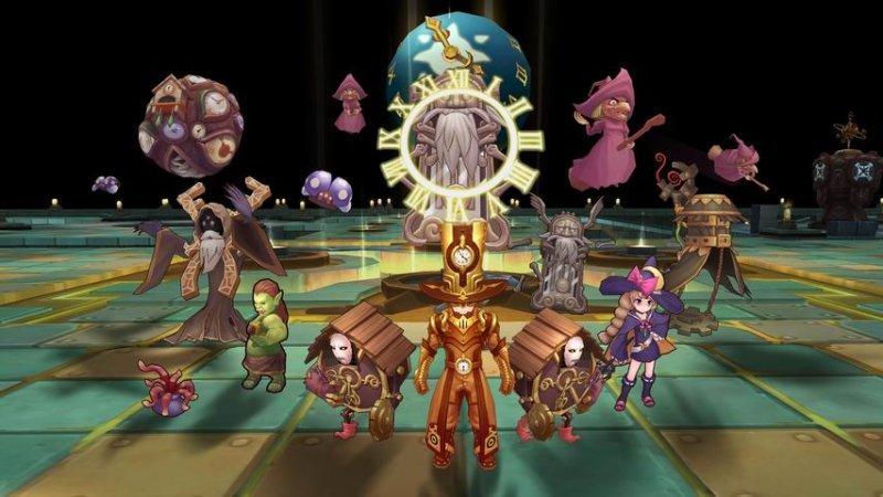 仙境传说RO:守护永恒的爱截图第3张