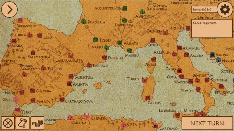 罗马军团截图第1张