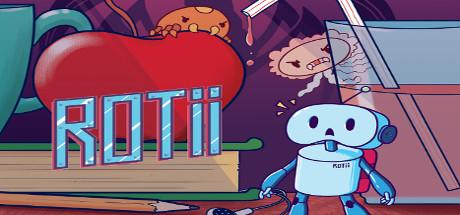 清洁机器人Rotii