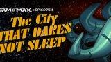 山姆和马克斯305:不敢睡觉的城市