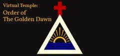 虚拟圣殿:金色黎明的秩序