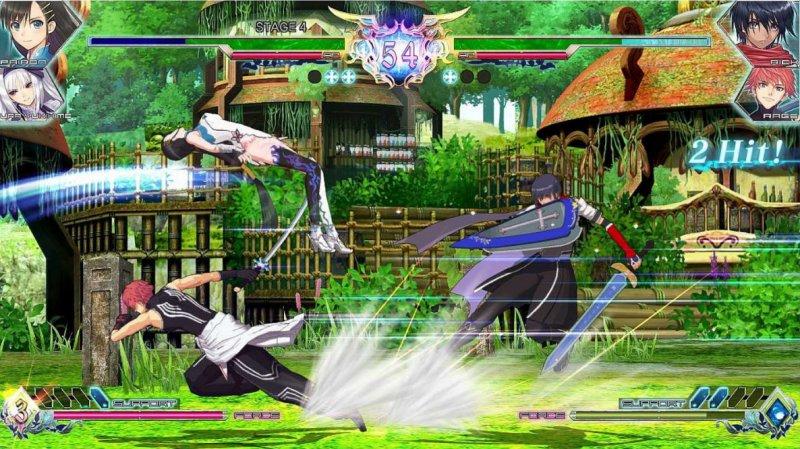 光明格斗:刀锋对决截图第2张