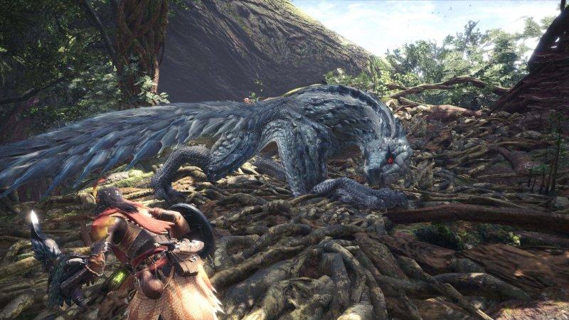 怪物猎人世界截图第5张