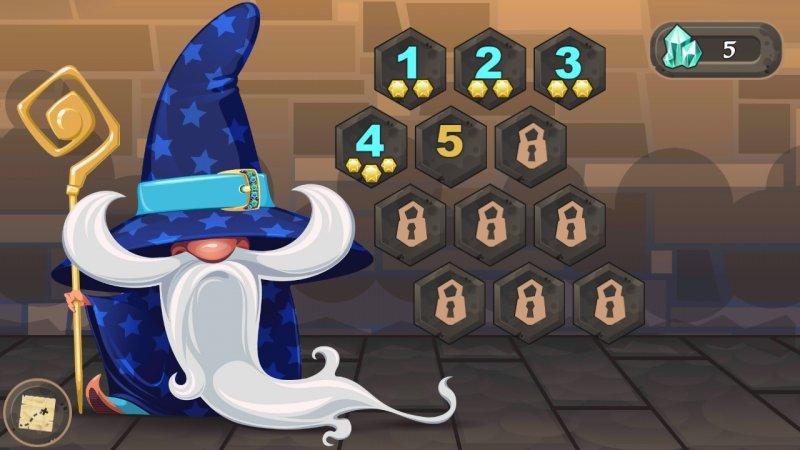 色彩魔力:Aqua Teeter截图第2张