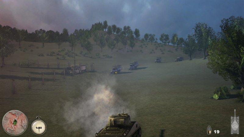 军事生活:坦克模拟器截图第4张
