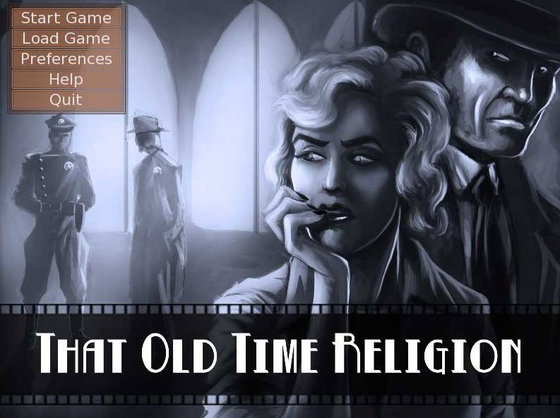 Deadlands Noir - That Old Time Religion截图第2张