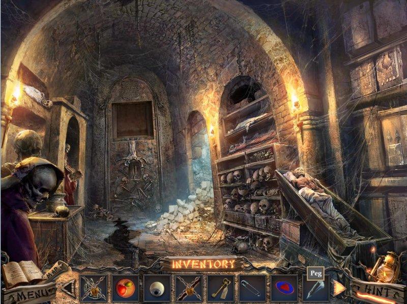 幽暗迷宫:沙利文河截图第5张