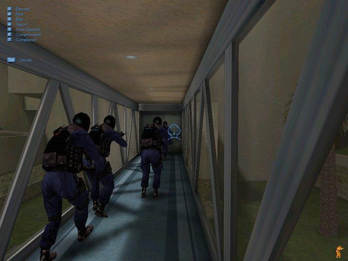 SWAT 3:年度战术游戏截图第4张