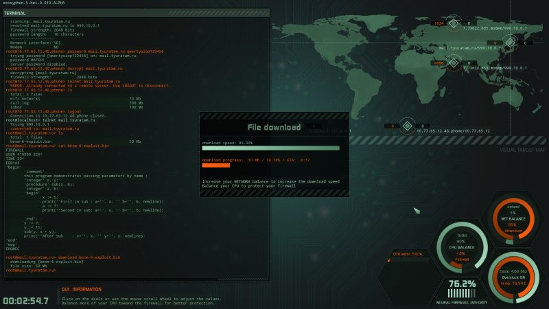Hacker Evolution IMMERSION截图第3张