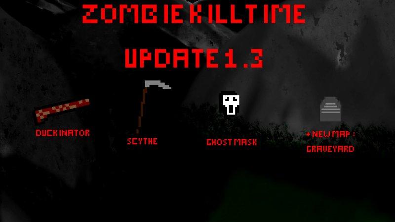 猎杀僵尸时间截图第1张