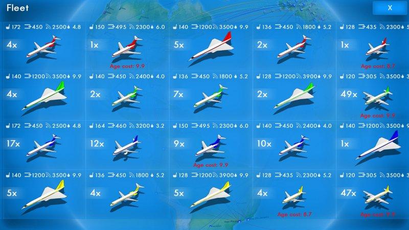 航空公司董事2 -大亨游戏截图第2张