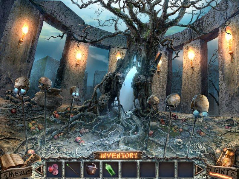 幽暗迷宫:沙利文河截图第1张