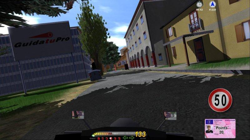 安全驾驶模拟器:摩托车截图第4张
