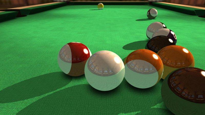 午夜3D台球截图第3张