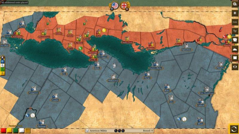 1812年:加拿大的入侵截图第5张