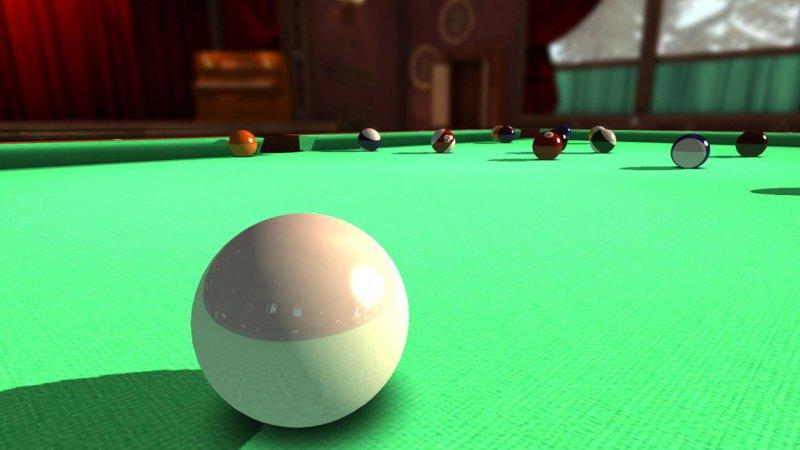午夜3D台球截图第1张