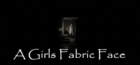 织布脸的女孩