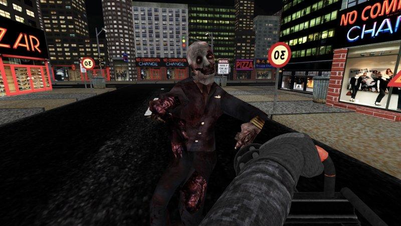 被掩没的部队:僵尸生存截图第2张
