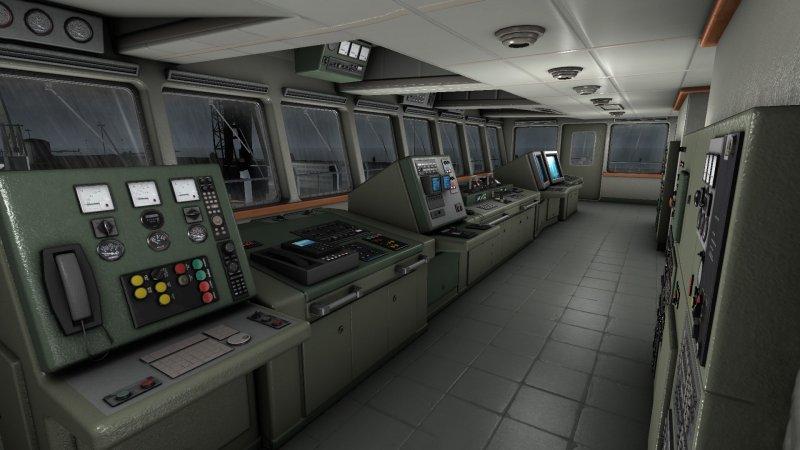 欧洲船模拟器截图第1张