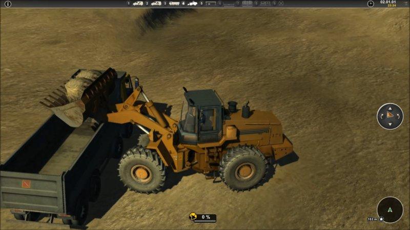 采矿和隧道模拟器截图第1张