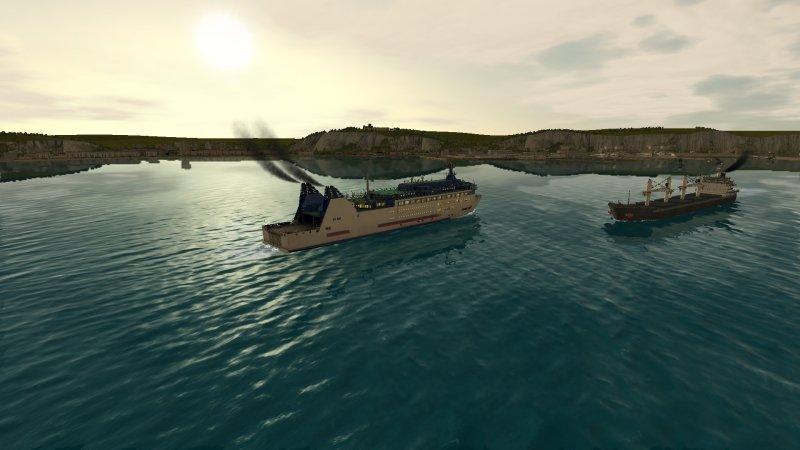 欧洲船模拟器截图第20张