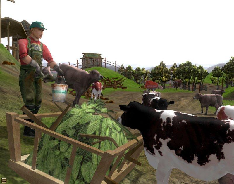 野生动物园2 - 农场世界截图第2张