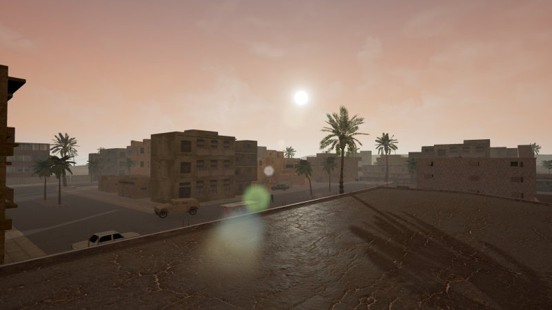 沙漠惊雷:突袭部队截图第4张