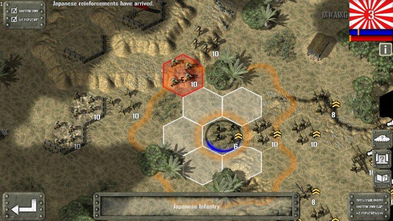坦克大战太平洋战役截图第4张