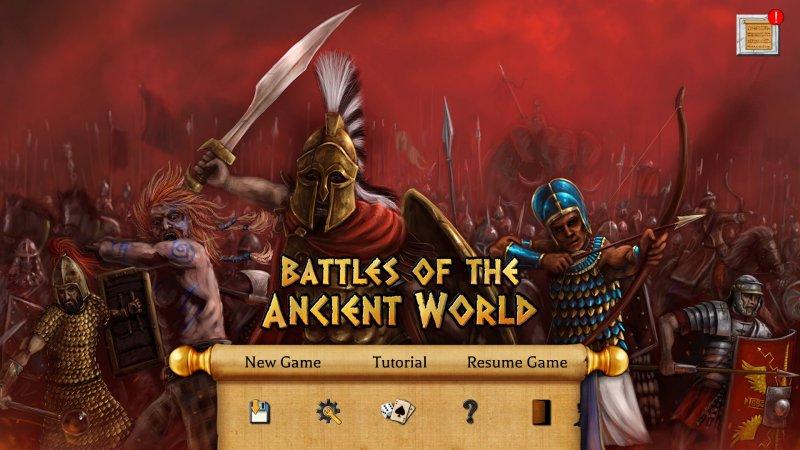古代战争世界截图第1张