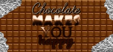 巧克力使你快乐