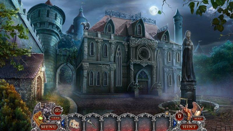 复仇之魂诅咒城堡截图第3张