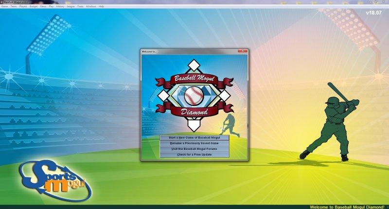 棒球巨星:钻石截图第1张